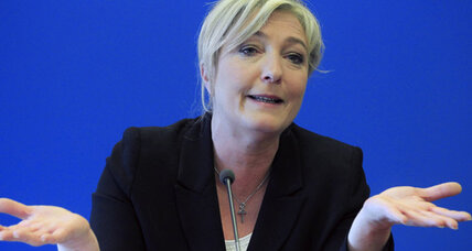 Why French far-right candidate Marine Le Pen is attracting youth