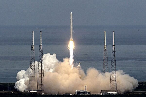 Will SpaceX build a new launch pad in Texas? - CSMonitor.com