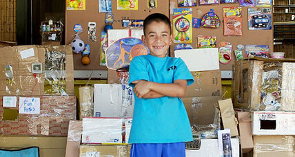 'Caine's Arcade': sweet film starring pint-size entrepreneur goes viral (+video)