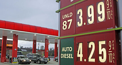 Who is to blame for high gas prices?