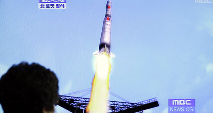 North Korea's rocket launch draws anger, wounds pride