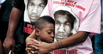 How 5 young black men see the Trayvon Martin case