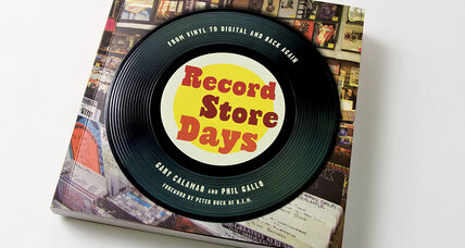Record Store Day: earth's vinyl days