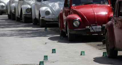 8 taxi drivers killed in Mexico: why are they targeted by cartels?