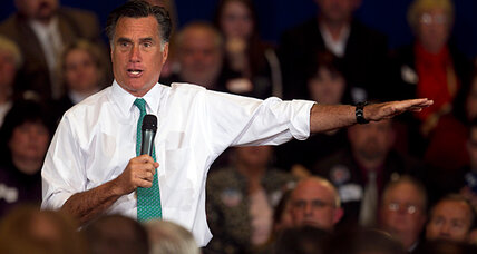 Mitt Romney's big plans overheard, showing why he's Mr. Cautious