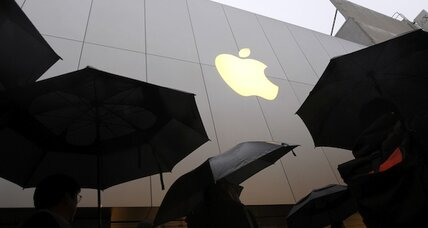 Apple stock losses drag down the Nasdaq
