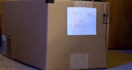 De-cluttering tip: Pack a 'sell by' box