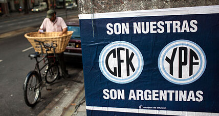 The next Venezuela? Argentina to nationalize oil company