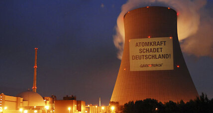 Why Germany is ditching nuclear power