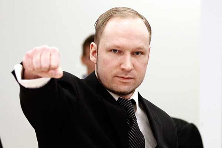 Why does Norway's Breivik invoke the Knights Templar