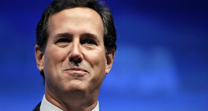 Why hasn't Rick Santorum endorsed Mitt Romney yet?