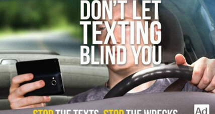 Peer pressure is part of texting and driving – teens can't say no