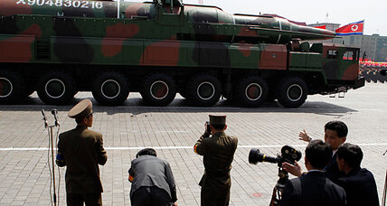 North Korea declares food-for-nukes deal over