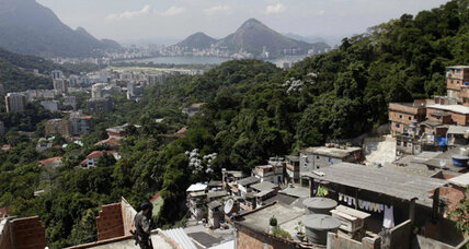 Makeover for Rio's favelas: What is at stake?