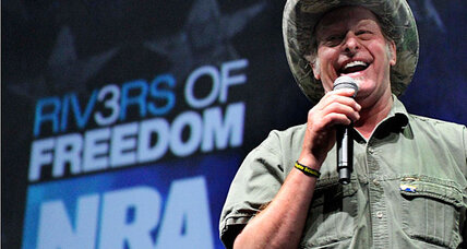 Ted Nugent meets Secret Service: Was he singled out?