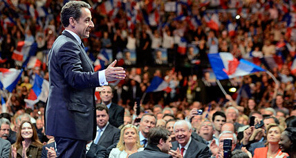 French presidential elections will be referendum on Sarkozy, the man