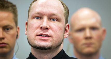 Norway killer Breivik: Voices in my head told me 'Don't do this'