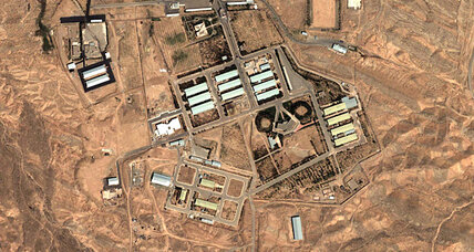 Iran's Parchin complex: Why are nuclear inspectors so focused on it?
