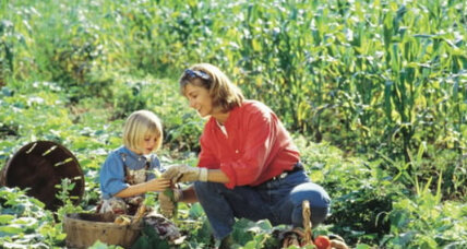 Earth Day and every day gardening with children