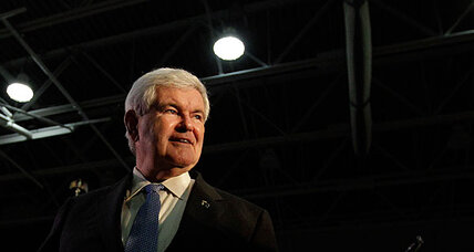 Could Newt Gingrich win the Delaware primary?