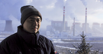 Ma Jun helps Chinese find out who's polluting and shame corporations into cleaning up