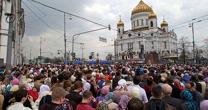 Is Russia's Orthodox Church privileged or persecuted?