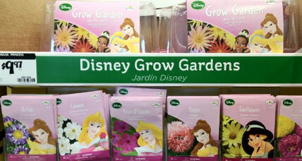 Disney Princess flowers: coming soon to a garden near you