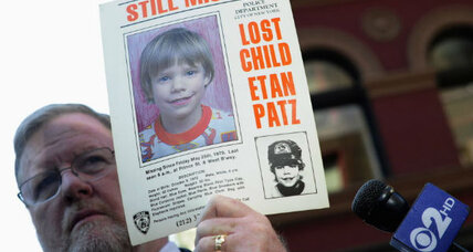 Etan Patz: His disappearance started the era of parent anxiety
