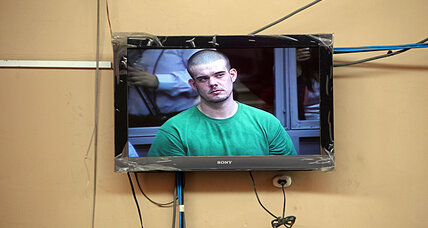Peru is evaluating extradition request for Joran Van der Sloot to US