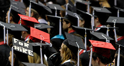 Student loans: Romney, congressional GOP race to embrace students
