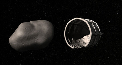 Google billionaires announce scheme to mine asteroids