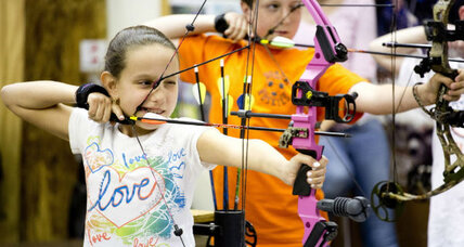Hunger Games and Olympics spawn new generation of archery fans