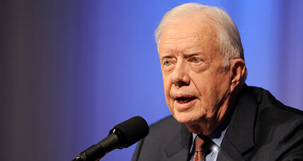 In 1978 Egypt, Jimmy Carter had cachet. In 'new' Egypt, not so much.