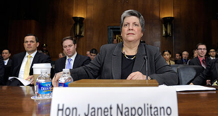 No pattern of partying, skirt-chasing in Secret Service, Napolitano says