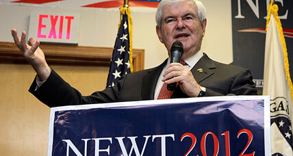 New York Times Grades Newt Gingrich's Doctoral Thesis