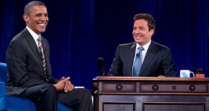 Obama on Jimmy Fallon show: How did it go? (+video)