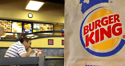 Cage-free promise on Burger King pork, eggs by 2017