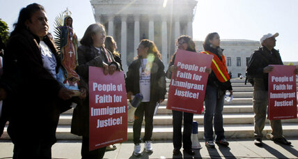 Supreme Court takes up controversial Arizona immigration law