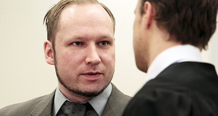 Breivik says psychiatric report deeming him insane is full of 'fabrications'