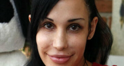 Octomom gets her home examined by social services after complaint