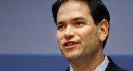 Marco Rubio: America must lead world, and Obama doesn't get it