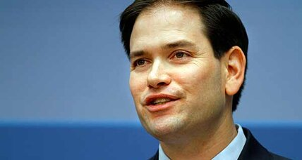 The hawkish bits of VP hopeful Marco Rubio's foreign policy speech