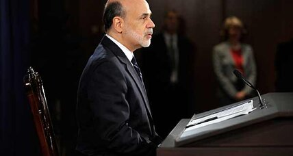'Fiscal cliff' threatens economy on Dec. 31, Bernanke warns Congress