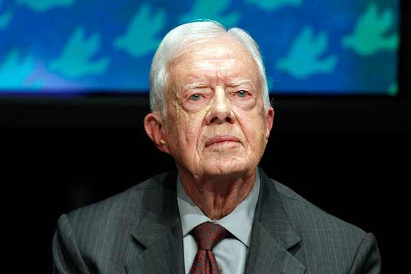 Jimmy Carter gives Mitt Rney an unexpected boost - CSMonitor.c