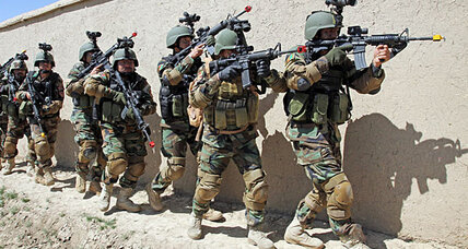 Afghan commando kills special forces soldier: US training mission futile?