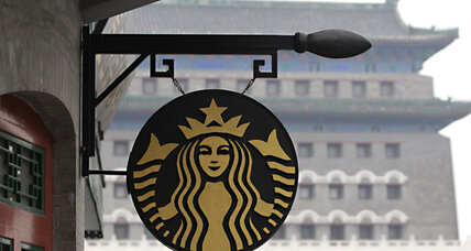 Starbucks gets 18 percent boost from global customers