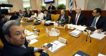 Israel security establishment goes where US politicians fear to tred