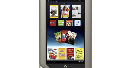 Microsoft and B&N team up on Nook, textbook business