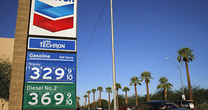 High gas prices? Don't (always) blame oil speculators.