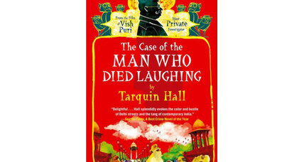 Reader recommendation: The Case of the Man Who Died Laughing